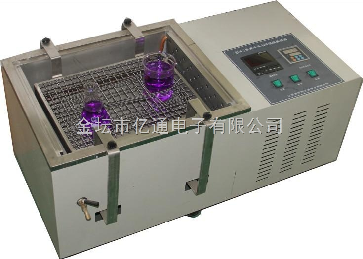 SHA-2 冷冻水浴恒温振荡器