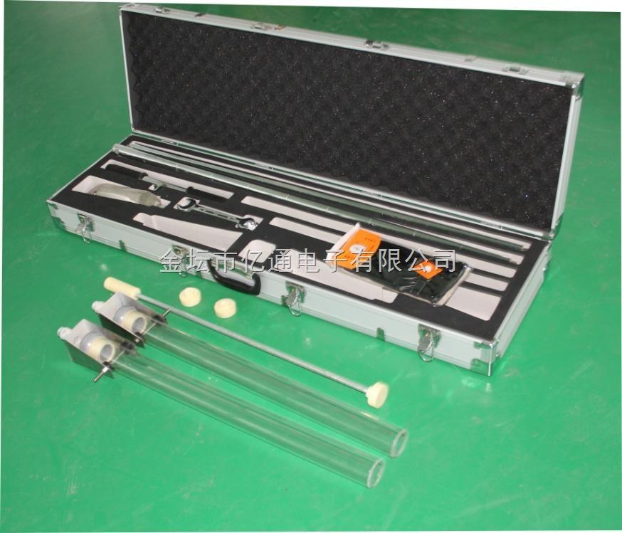 ET0204活塞式柱状沉积物采样器