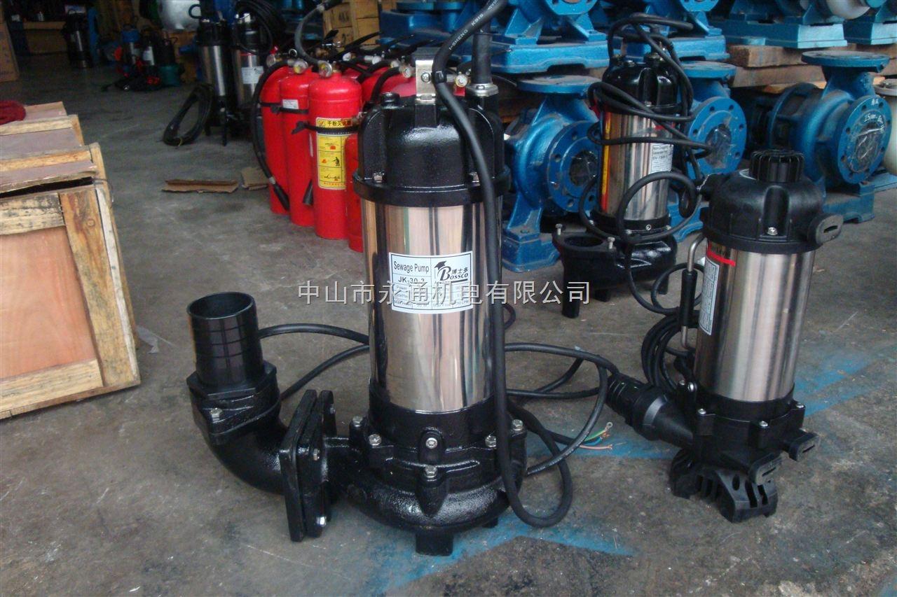 潜水泵内过热保护电路图
