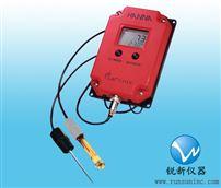 HI991401懸掛式在線連續pH-°C測定儀