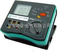 多功能DY5102绝缘电阻测试仪