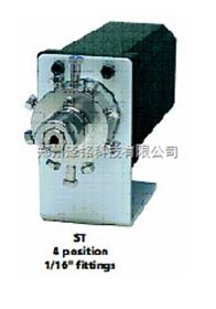 """UW型1/16""""接头高压选择阀/0.4mm 通径(.016"""")高压选择阀"""