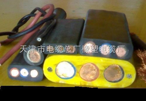 JHS3*25+1*16防水橡胶软电缆
