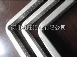 生产高频焊17A中空铝条厂家