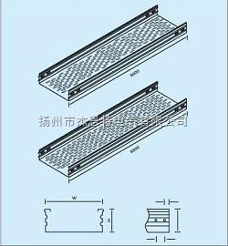无锡托盘式桥架生产厂家