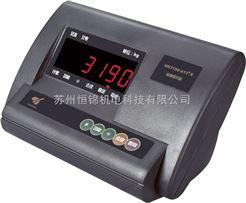 上海耀华XK3190-A12+E称重仪表