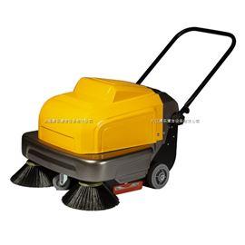 庫房灰塵清掃用手推式吸塵掃地一體機