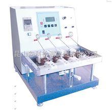 皮革检测设备之动态防水试验机