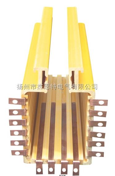 陕西地区16极铝合金外壳管式滑触线厂家直供