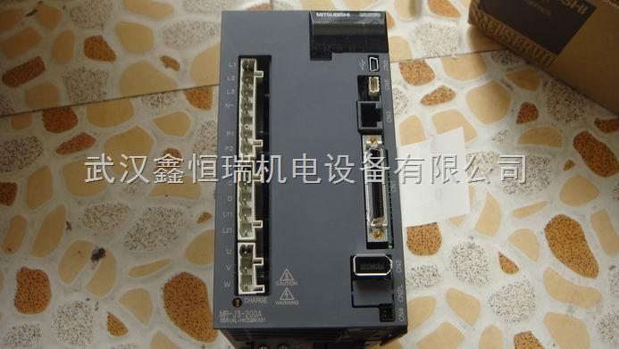 三菱伺服驱动器mr-j2s-200a