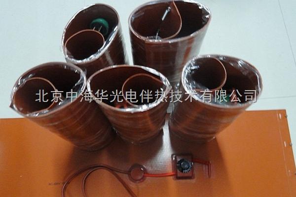 硅橡胶油桶加热带_化工机械设备