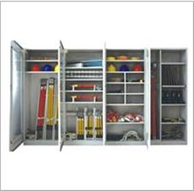 ST电力安全工具柜 电力器具工具柜 电力设备工具柜