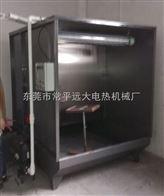 环保型水帘柜价格单人水濂柜镀锌板的多少钱一台