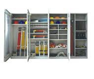 ST智能型安全工具柜 恒温除湿防损工具柜