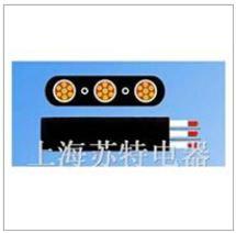 YFFB-KJL型彈性體絕緣及護套絞合承拉控制扁平軟電纜