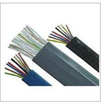 橡套扁电缆 硅橡胶扁电缆 橡胶护套扁电缆