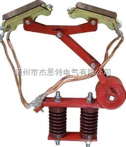 钢体滑触线集电器