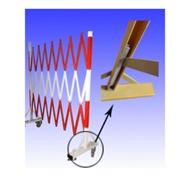 WL玻璃鋼絕緣伸縮圍欄|不銹鋼伸縮圍欄|帶式熒光式伸縮圍欄|安全圍網
