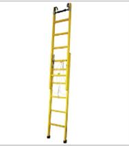 绝缘铝踏步单升梯st