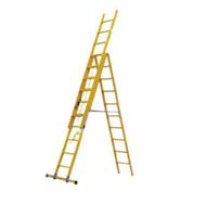 ST专业生产绝缘升降梯 绝缘人字梯