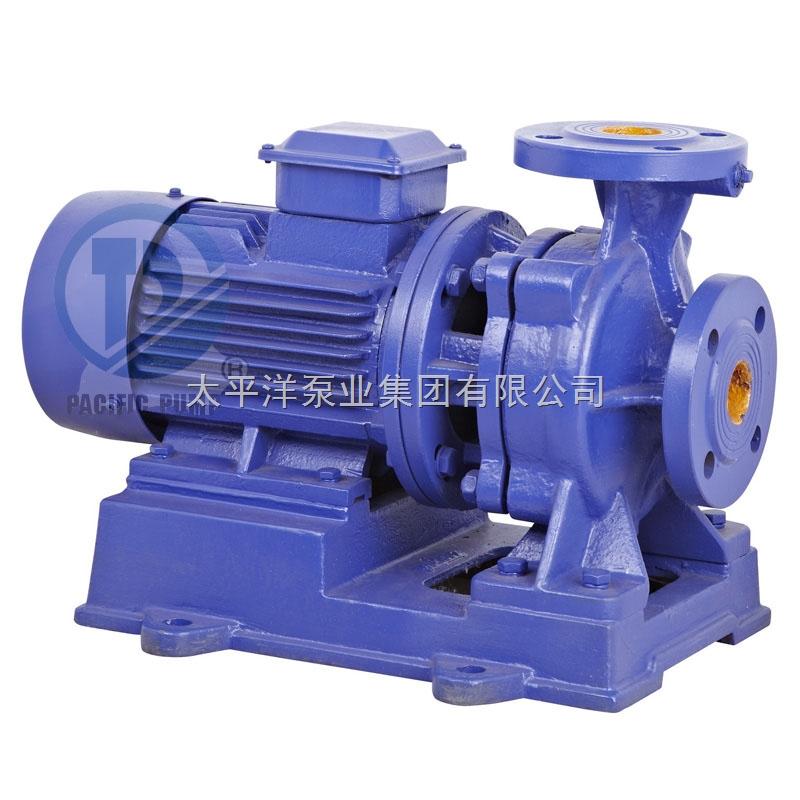 ISW100-200_卧式管道离心泵