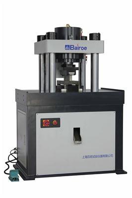 CYY-1000上海百若 1000kN金屬板材拉伸試樣制樣機
