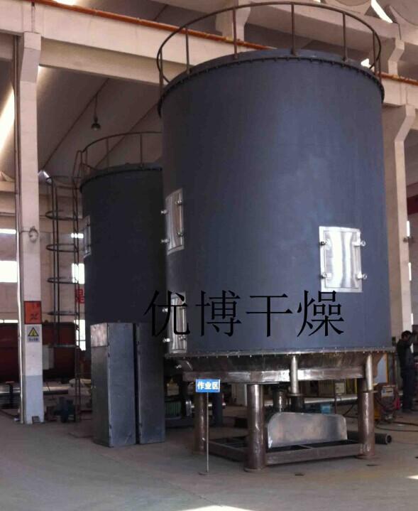 800㎏/h氯化铵圆盘干燥机