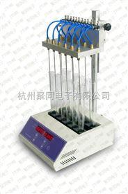 12位可视氮吹仪,氮气吹干吹扫仪