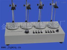 CJJ-4四聯磁力加熱攪拌器多頭磁力加熱攪拌器