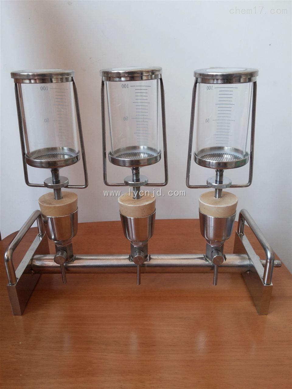 纯化水检测用薄膜过滤器