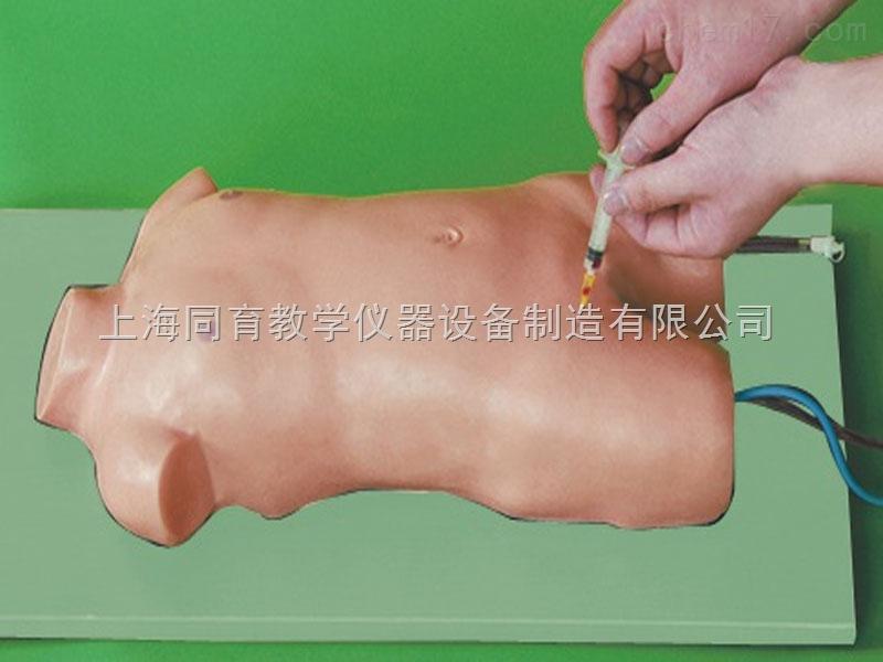 KAT\/H3218-儿童股静脉与股动脉穿刺训练模型