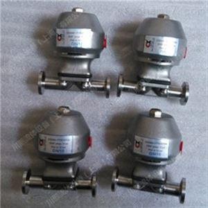 DN10不锈钢气动隔膜阀