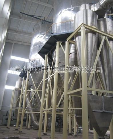 发酵制药项目大型喷雾干燥塔