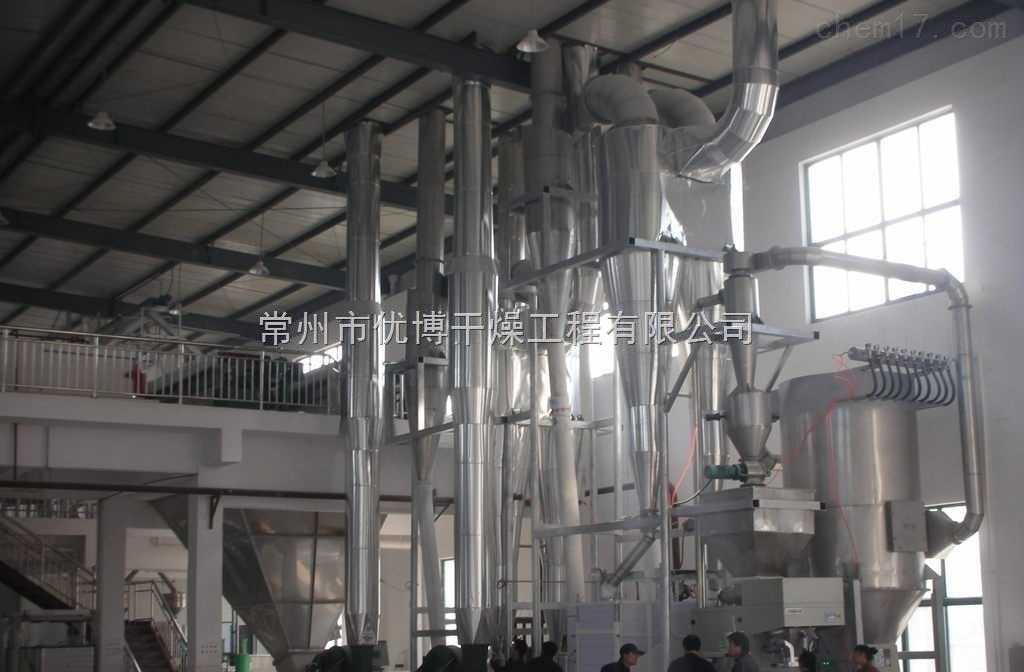 氟硅酸钠(Na2SiF6)气流干燥系统