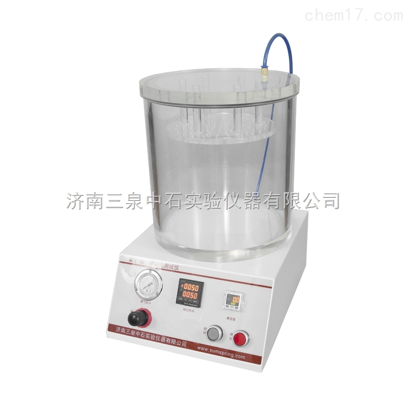 YBB00122002 口服固体药用高密度聚乙烯瓶密封性检测仪