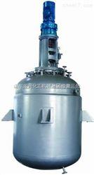 齐全-不锈钢蒸汽反应釜 不锈钢电加热反应釜