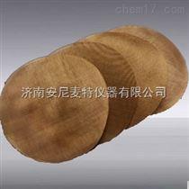 厂家供应打浆度铜网 叩解度仪专用铜网 打浆度仪配件