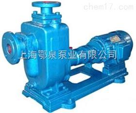 65ZW20-30自吸无堵塞排污泵
