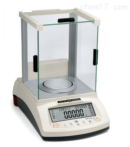 电子分析天平