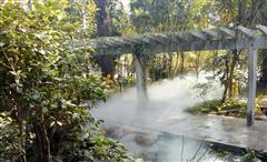 广西景区环保冷雾降温系统