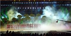 南京景区冷雾降温系统