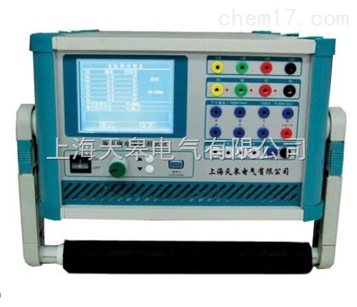 KJ660型微机多功能继电保护测试仪(三相电压 三相电流)