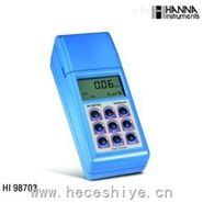 意大利哈纳HI98703浊度仪