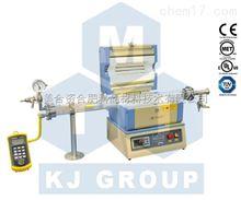 小型磁力滑動管式爐--OTF-1200X-S-DVD