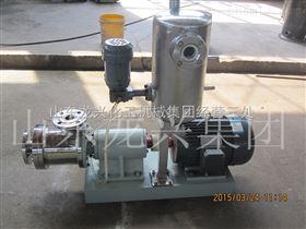 Lxm-管线式粉碎乳化泵、管线式分散乳化泵