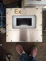 山西產隔爆型鑄鋁防爆儀表箱-鋼板焊接防爆儀表箱*