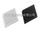 384孔黑色白色透明底微孔板 酶标板酶联板科学检测板