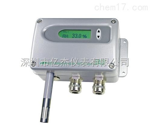 E+E温湿度变送器高精度高温度EE31变送器