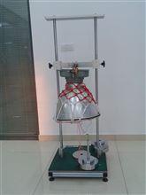 悬挂灯具吊重试验装置