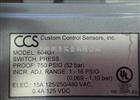 美国CCS压力开关现货型号